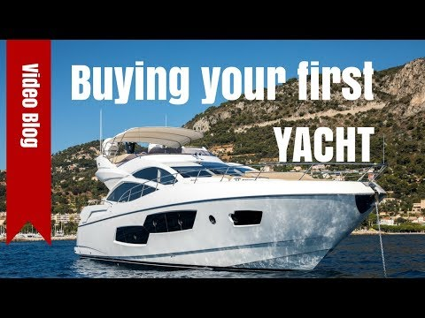 Sunseeker 80 Sport Yacht - The Ideal Yacht for a First Time Buyer