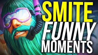 GUESS THE GOD! (Smite Funny Moments)