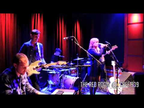 Alexz Johnson performs Cologne at The Red Room @ Cafe 939