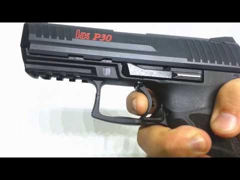 HK P30 Bill Springfield TriggerJob