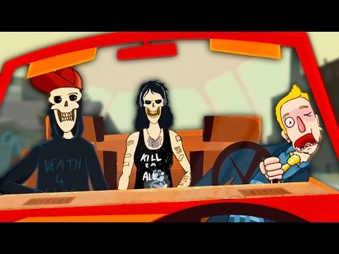 GIVING DEATH A RIDE! | Manual Samuel #2