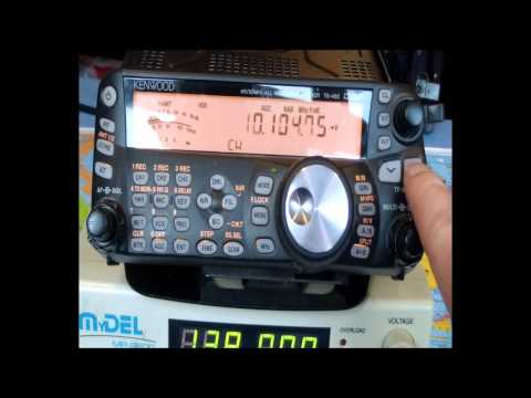 Kenwood TS480 review by G0VQW