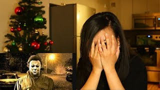 HALLOWEEN (2018) - Official TRAILER REACTION & REVIEW (PREPARE YOURSELF)!!!!
