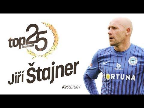 TOP 25 osobností: Jiří Štajner