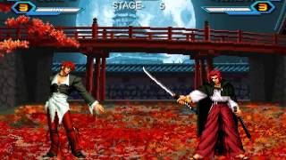 King Of Fighter - KOF Wing 1.9 Unlocking Rugal | MyLovelyGames.Com