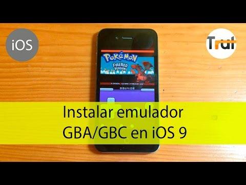 Instalar emulador GBA/GBC en iOS 9 SIN jailbreak. Tutorial en Español