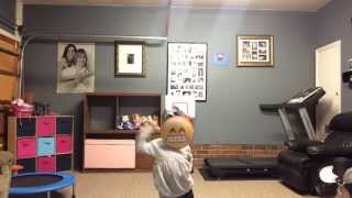 """Daddy/Daughter Dance to """"Uptown Funk"""""""