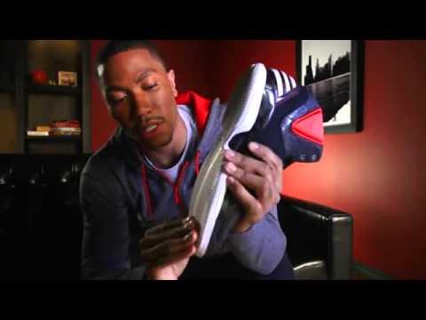 adidas adiZero Rose 2.5 Basketball Shoe Review [HD]