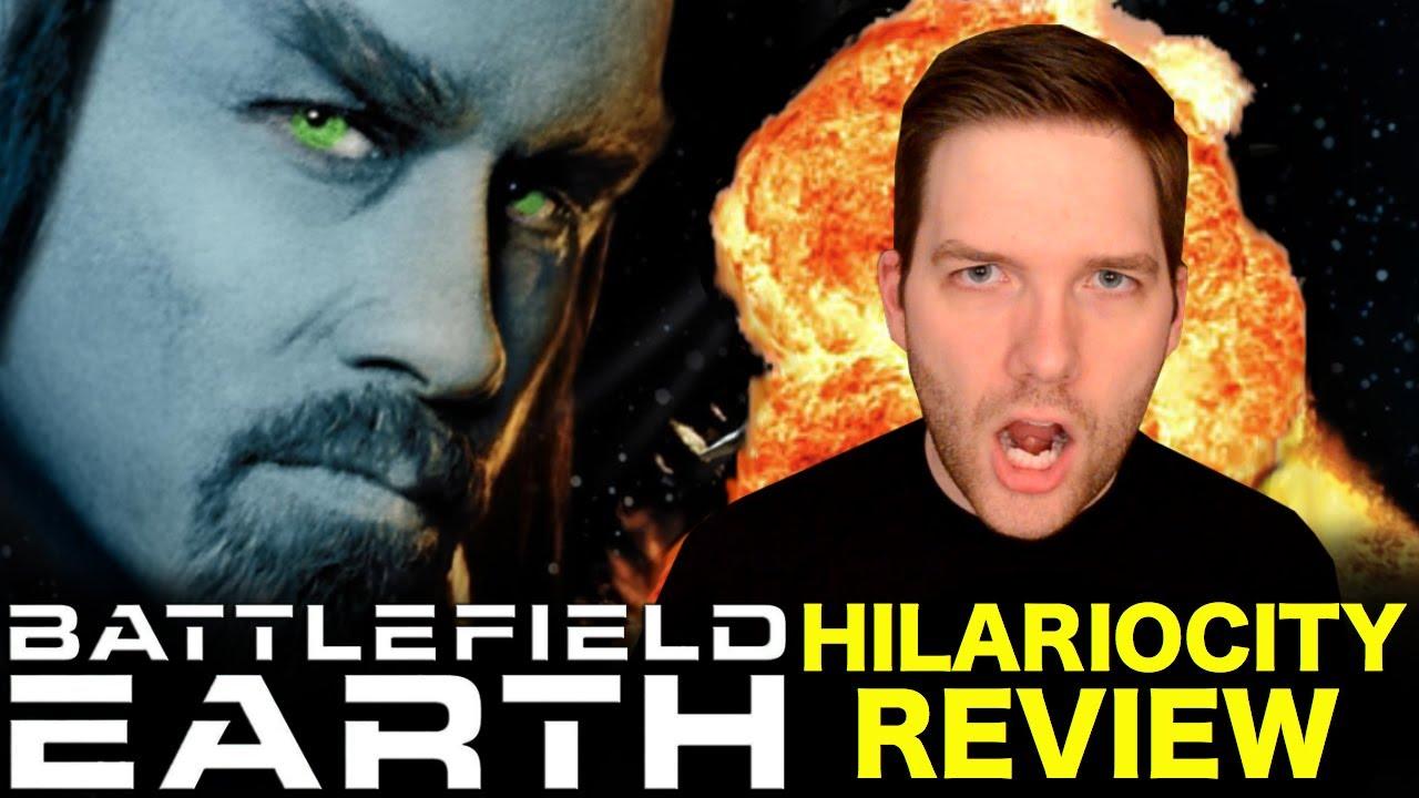 battlefield earth book vs movie essay