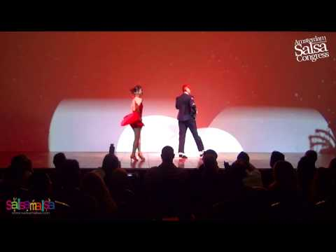 Malek & Pauline Dance Performance | AISC 2016