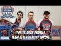 Yugioh Team YCS Atlanta Top 16 Deck Profile - Team Alter Reality Europe