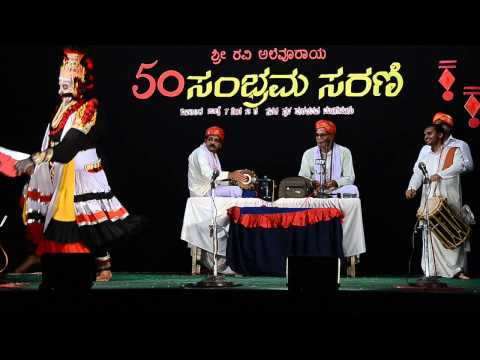 Yakshagana Koundlika Subraya Kolla Dootha Mahesh Maniyani padya...