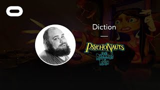 Psychonauts in the Rhombus of Ruin   VR Playthrough   Oculus Rift Stream with Diction