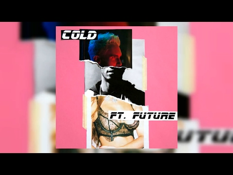 Maroon 5 - Cold Ft. Future (Clean)