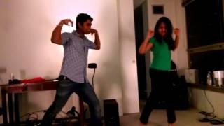 Ashona Bengali Song Dance Rehearsal