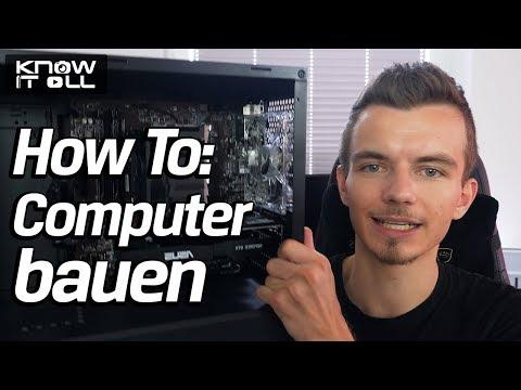 How To: Mit ItRaid einen eigenen Computer bauen Teil 3