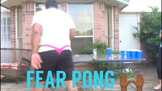 FEAR PONG ( MUST WATCH) !!