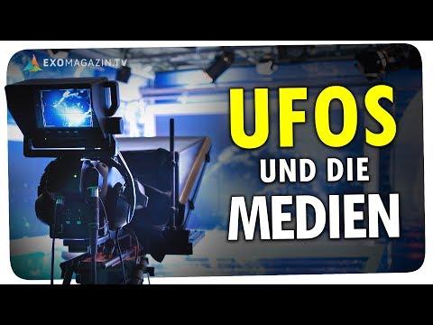 UFOs Und Die Medien: Ein Investigativer Journalist Packt Aus (komplettes Interview) | ExoMagazin