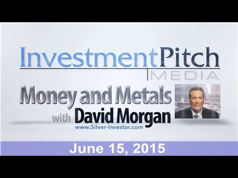 Money & Metals with David Morgan - Gold hit by strong U.S. data, but poised for weekly gain