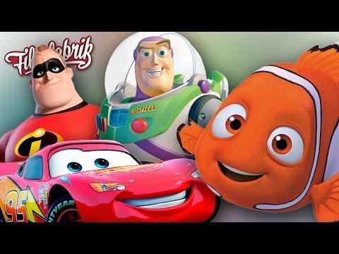 DIE UNGLAUBLICHEN 2, TOY STORY 4, CARS 3, FINDET NEMO 2 | FILM NEWS
