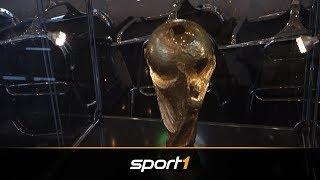 Kokain-Fund im WM-Pokal | SPORT1 - DER TAG