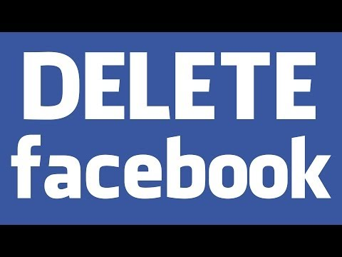 DELETE YOUR FACEBOOK