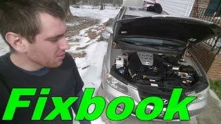 Alternator 04-09 Hyundai Sonata Remove Replace Install