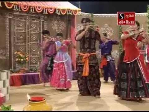 Hemant Chauhan - Ashapura Maa Na Garba - Dhol Sarnayu video