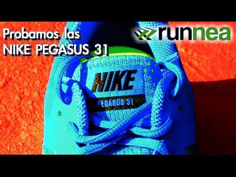 Nike Pegasus 31, running shoes review