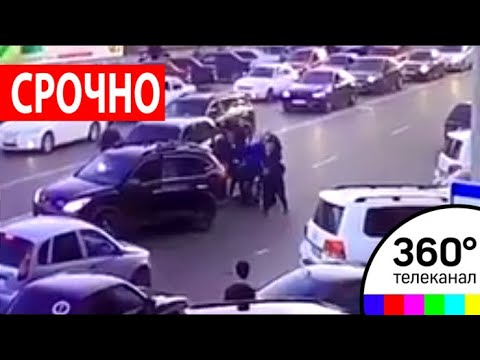 Мужчина не пропустил кортеж министра МВД Дагестана и был избит