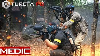 Hold The Line ► Medic!!! | Milsim | Magfed Paintball | R.A. |Adrena