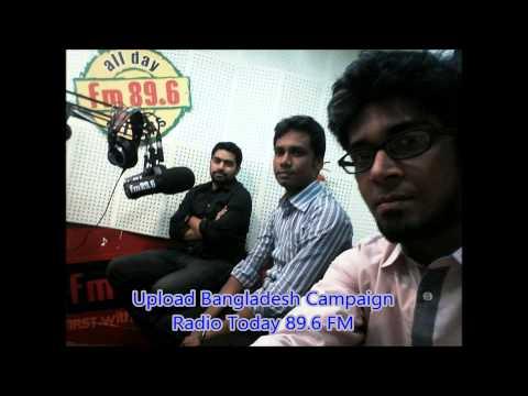 Upload Bangladesh Campaign Radio Today
