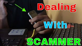 How To Deal With A Scammer   Trying Not To Laugh   Get Fixed