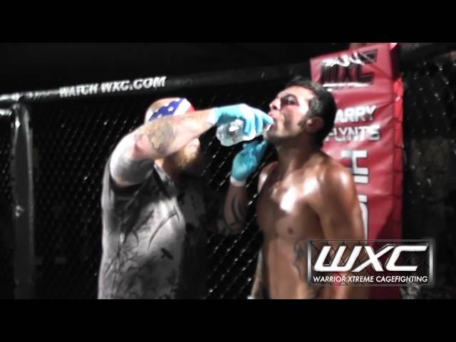 Keith Bullock vs Deven Brown WXC Evolution