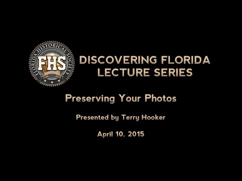 Preserving Your Photos