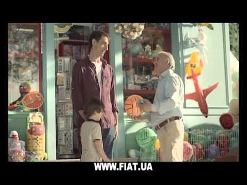 Fiat Linea 2013, реклама