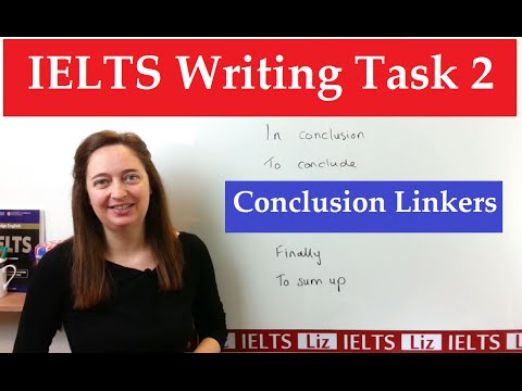 IELTS Writing Task 2: Linking Words for the Conclusion