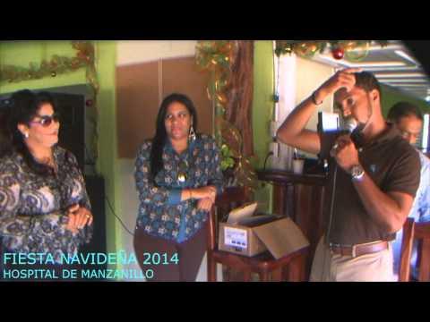 juan guzman manzanillo fiesta navideña 2014 hospital de manzanillo