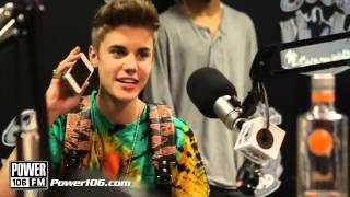 Justin Bieber Talks about his new girlfriend Proof must watch (Exculsive)