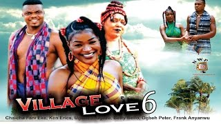 Village Love Nigerian Movie (Season 6) - The love story comes to an end