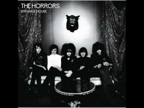 The Horrors-Draw Japan