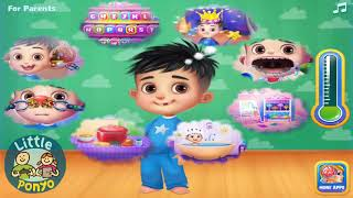  Fun Baby Care   Kids Emergency Doctor Kids Games Feed Bath Dress up Learn Colors   Games For Kids