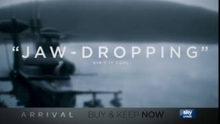 ARRIVAL - BUY & KEEP NOW IN SKY STORE