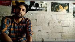 Promotion of Sagar ki Leher //music Album // Abhishek giri