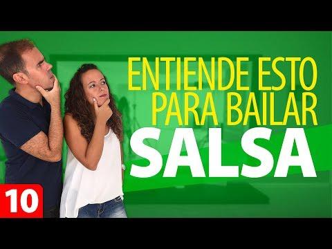 ¿Cuánto necesitamos saber para bailar Salsa? 💃 Aprender a Bailar Salsa Estilo Cubano
