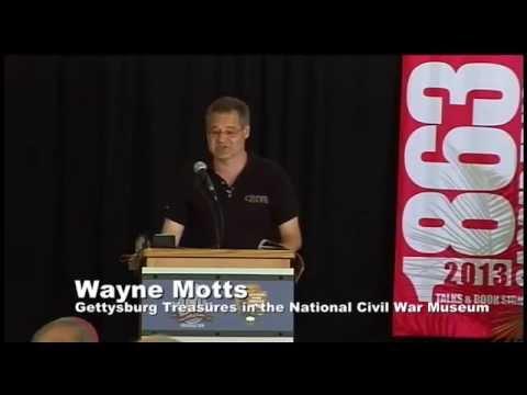 Sacred Trust Talks 2013 - Wayne Motts