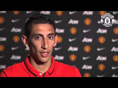 Dimaria expresses delight at Manchester united.