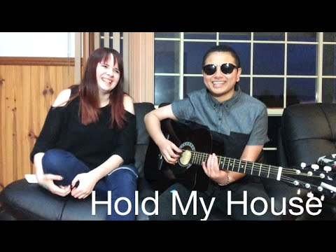 """This is our acoustic mash up of Halsey's """"Hold Me Down"""" and PVRIS' """"My House"""" We can also be found on Facebook: https://www.facebook.com/rubydreamsband Twitt..."""