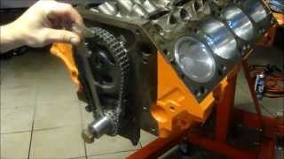 5.9 Grand Cherokee Supercharged V8 Magnum rebuild Part 4