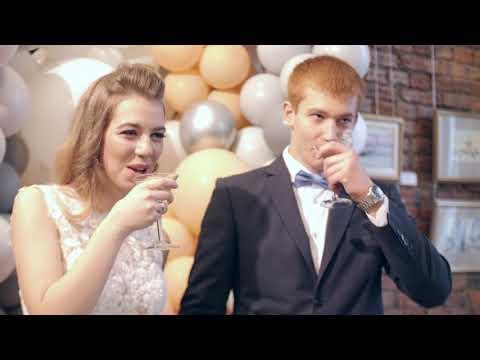 Свадебный ролик для Инстаграм